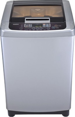 LG 8 kg Fully Automatic Top Loading Washing Machine (T9003TEELR)