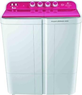 Videocon-7.5-kg-Semi-Automatic-Top-Load-Washing-Machine