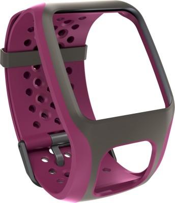 Tomtom-Comfort-Band-Pink-35-mm-Elastomer-Watch-Strap