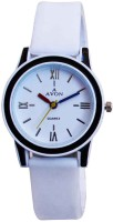 A Avon PK_65 White Analog Watch  - For Women
