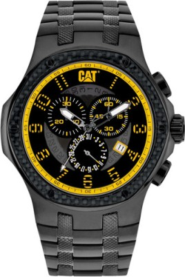 Cat CAT Analog Watch (Black)