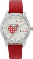 Fighter FI_01_WW_17RED Basic Analog Watch  - For Women