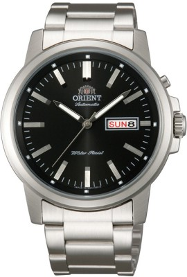 Orient Classic Automatic Analog Watch - For Men Steel