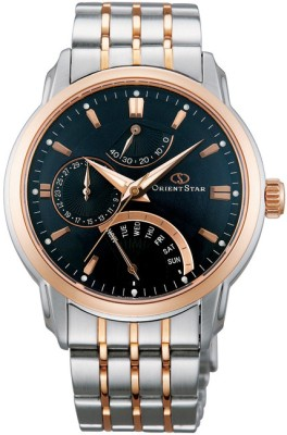 Orient Orient Star Analog Watch   For Men Steel available at Flipkart for Rs.33992