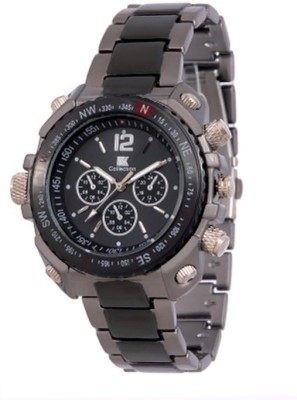 Dsc JGJ-760 IIK Collection Imported Chronograph Collection Analog Watch  - For Men, Boys
