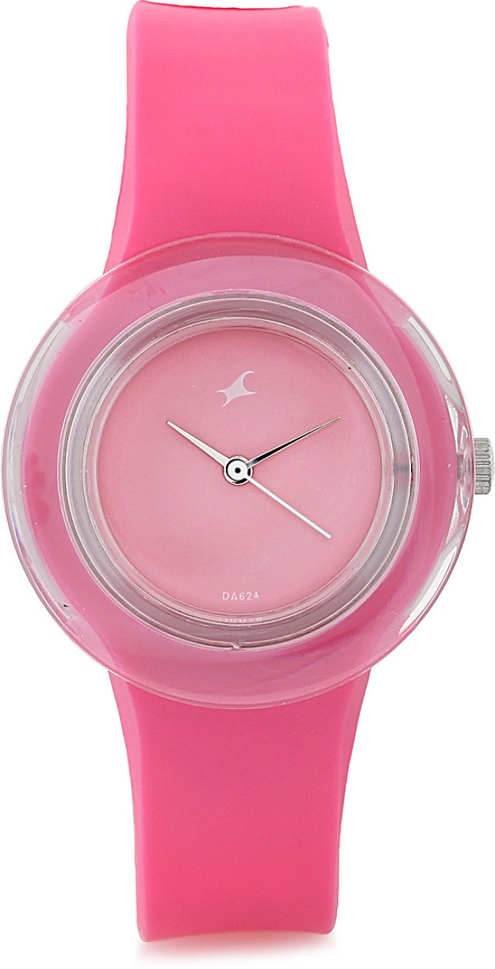 Fastrack 789PP05 Beach Analog Watch - For Women