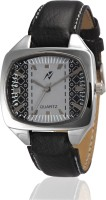 Yepme 71190 Mrite - Silver/Black Analog Watch  - For Men