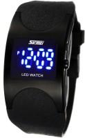 Skmei 0951A-Black LED Digital Watch  - For Men, Boys, Women, Girls