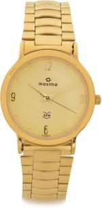Maxima Wrist Watches 19433CMGY