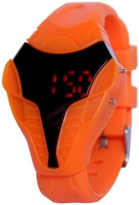 Cosmic Orange Analog Watch