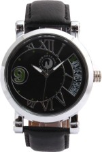New Orleans Time Club Wrist Watches NOR 007 BLK