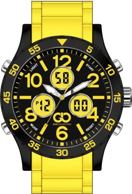 GIO COLLECTION GLED 1899F Analog Digital Watch   For Men available at Flipkart for Rs.2475