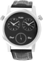 Fluid Wrist Watches FL102 BK01