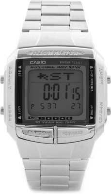 Casio DB27 Youth  Digital Watch    For Men available at Flipkart for Rs.1895