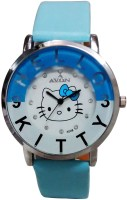 A Avon PK_88 White Analog Watch  - For Women