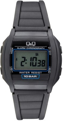 Q&Q Digital Watch   For Men Black available at Flipkart for Rs.626