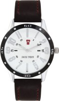 Swiss Trend Artshai1602 Latest Trend Analog Watch  - For Men