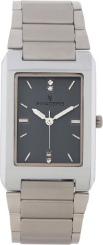 Invaders Wrist Watches 67021 SCBLK