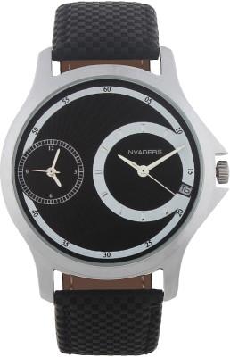 Invaders Wrist Watches 67008 SSBLK