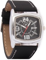 Pittsburgh Polo Club PBPC-SQ-496-BLK_266 Analog Watch  - For Men