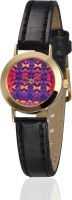 Yepme 68913 Emeza- Multicolor/Black Analog Watch  - For Women