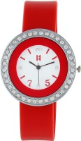 Excelencia WW-22-RED Classic Analog Watch - For Women
