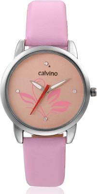 Calvino Calvino Analog Watch (Multicolor)