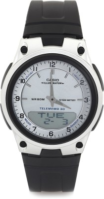 Casio AD59 Youth Combination Analog Digital Watch   For Men available at Flipkart for Rs.2180