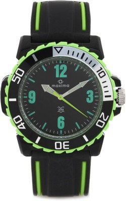 Maxima 33268PPGN Drone Analog Watch  - For Men, Women