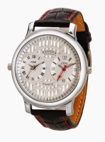 Exotica Fashions Analog Watch - For Men (Black)