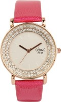 COSMIC EIFFLE TOWER VIEW ON DIAL RED STRAP Analog Watch  - For Girls, Women