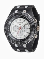 Exotica Fashions Analog Watch  - For Men - Black