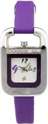 Jiffy International Inc Wrist Watches Jiffy International Inc JF 5119/4 Analog Watch For Women