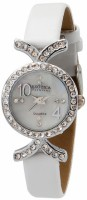 Exotica Fashions Analog Watch  - For Women - White