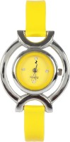 Ridas 911_Yellow Luxy Analog Watch  - For Women