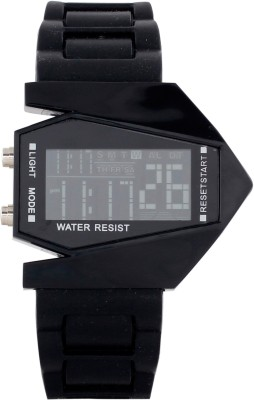 Everything Imported Wrist Watches Everything Imported Party Wear Digital Watch For Men