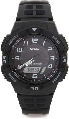 Casio AD168 Youth Combination Analog Digital Watch   For Men available at Flipkart for Rs.3595