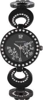 Invaders Wrist Watches 67549 BSBLK