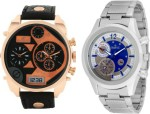 Swisstyle Wrist Watches SS 168B 001ABW 1