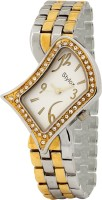 Stylox WH-STX507 White Analog Watch  - For Women