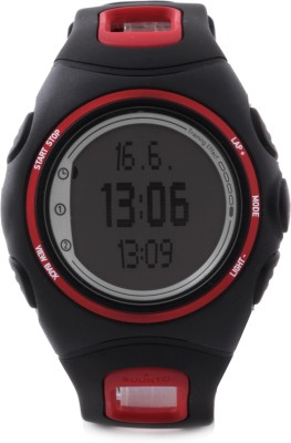 Get best deal for Suunto T6D Digital Watch - For Women, Men Red, Black at Compare Hatke
