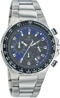 Titan Octane Analog Watch - For Men Silver