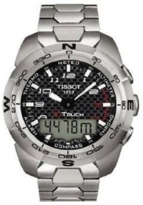 Tissot Wrist Watches Tissot T013.420.44.202.00 T touch expert Analog Digital Watch For Men