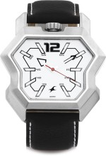 Fastrack Wrist Watches Fastrack Black Analog Watch For Men