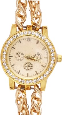 Super Drool Wrist Watches ST2552_WT_GOLD