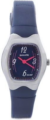 Sonata Wrist Watches 8989PP04