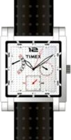Timex Fiber Collection Analog Watch  - For Men - Black