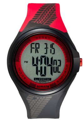 Buy Sonata Ocean Touch Screen Digital Watch - For Men: Watch