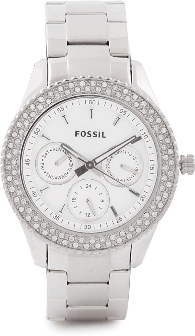 fossil es2860 stella analog for buy fossil