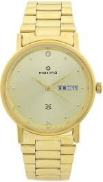 Maxima Wrist Watches 04144CMGY